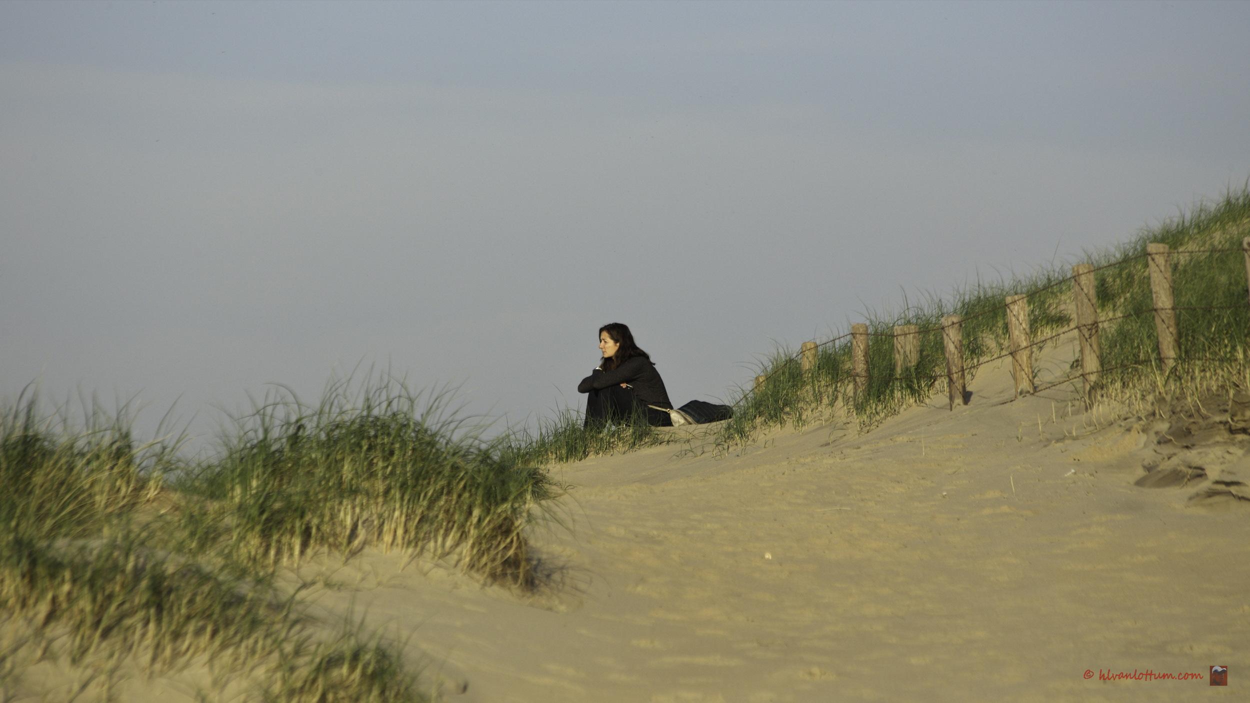 Alleen, Duinen Noordwijk