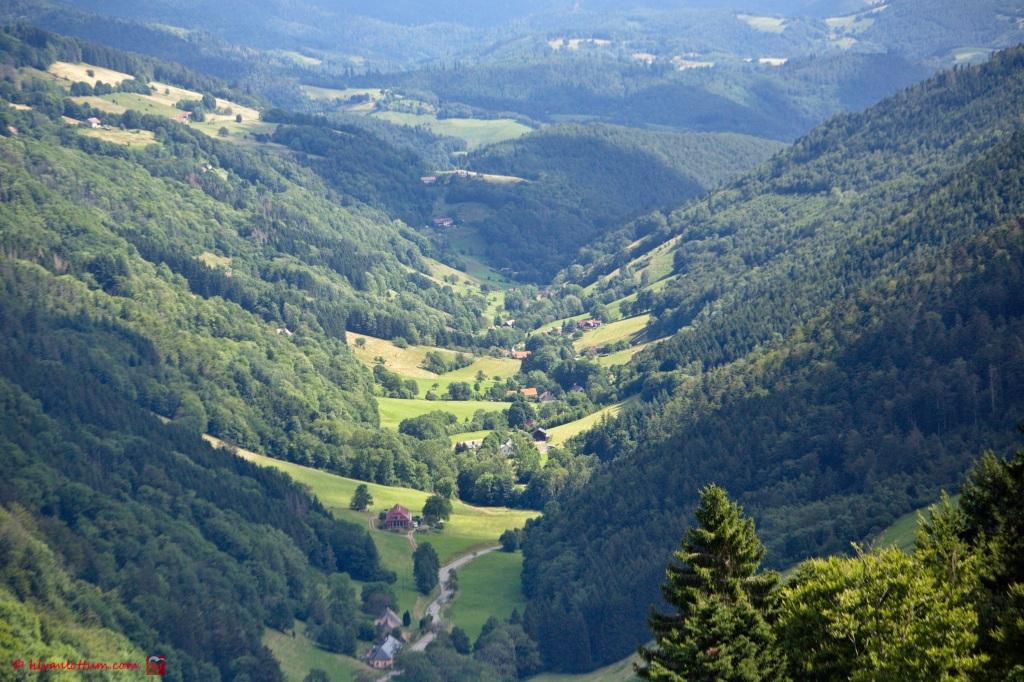 Col du Bonhomme, Vogezen